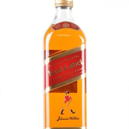 Johnnie Walker Red Label Blended Scotch Whisky NV (1000ml)