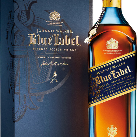 Johnnie Walker Blue Label Blended Scotch Whisky NV