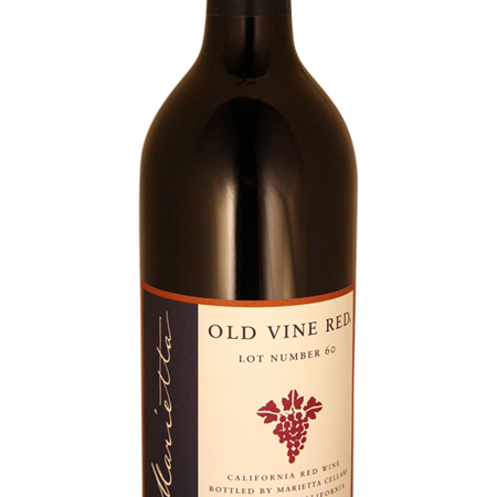Marietta Cellars Lot Number 60 Old Vine Geyserville Red Blend NV