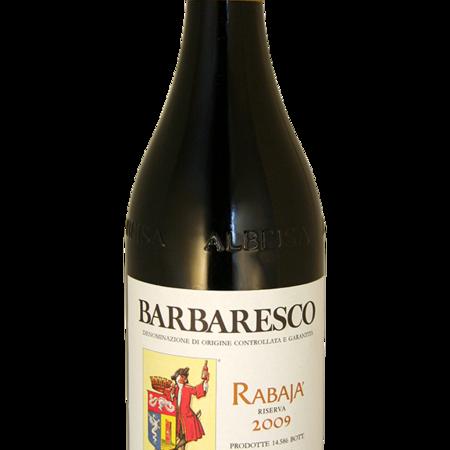 Produttori del Barbaresco Rabaja' Riserva Barbaresco Nebbiolo 2009