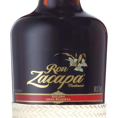 Zacapa Ron Zacapa Centenario Gran Reserva 23 Year Old Sistema Solera Rum NV