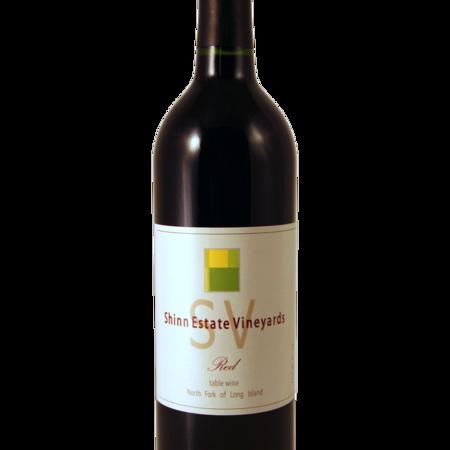 Shinn Estate Vineyards Red Table Wine Merlot Blend NV