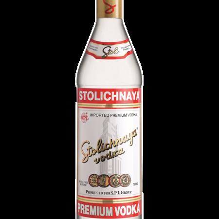 Stolichnaya Premium Vodka NV