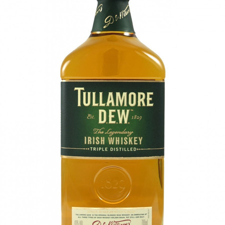 Tullamore Dew Co Irish Whiskey NV