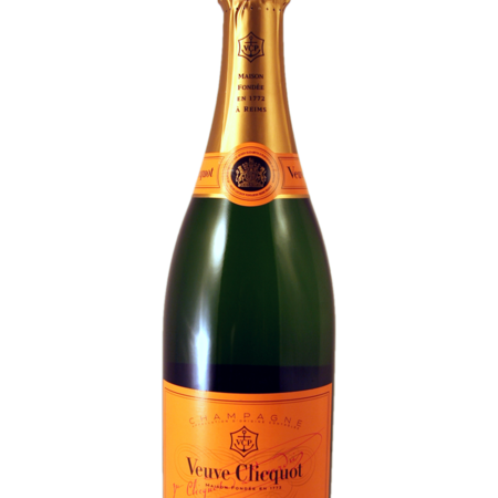 Veuve Clicquot Ponsardin Yellow Label Brut Champagne Blend NV