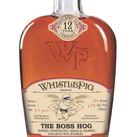 Whistlepig 10 Year Straight Rye Whiskey NV
