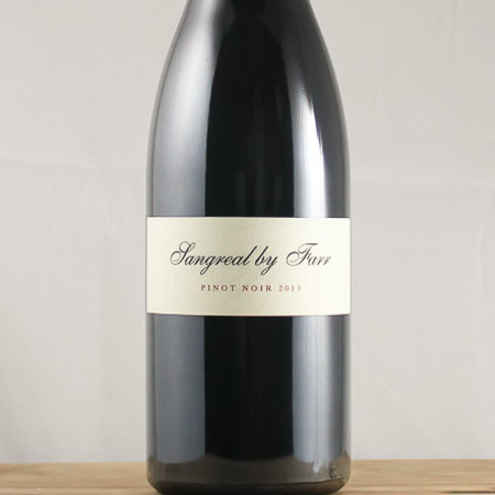 By Farr Sangreal Pinot Noir 2013