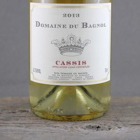 Domaine du Bagnol Cassis Clairette Blend 2013