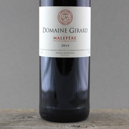 Domaine Girard Malepère Cabernet Franc 2013