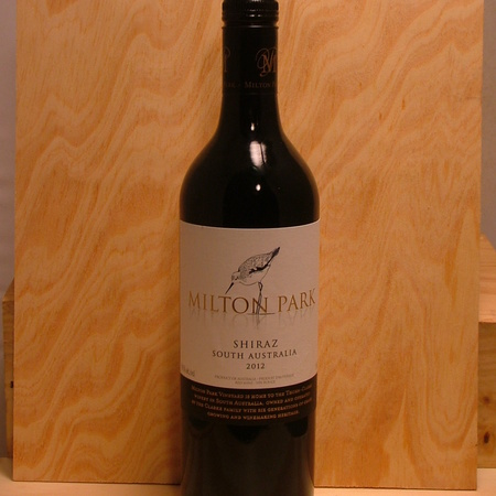 Milton Park South Australia Shiraz 2014