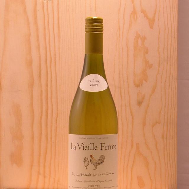Côtes du Ventoux White Rhône Blend NV (1500ml)