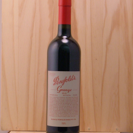 Penfolds Grange South Australia Shiraz 2004