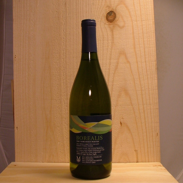 Borealis The Northern Whites Willamette Valley White Blend NV