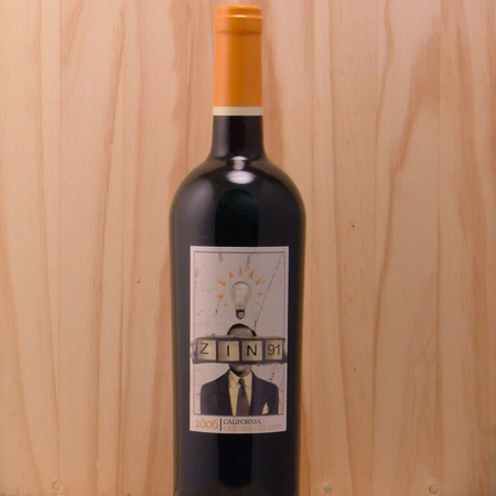 Opici Vineyards ZIN 91 Paso Robles Old Vine Zinfandel NV