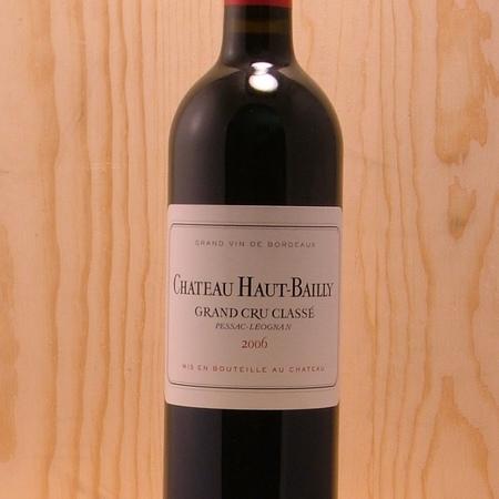 Château Haut-Bailly Pessac-Léognan Red Bordeaux Blend  2010