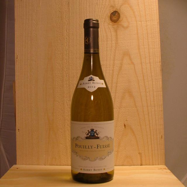 Pouilly-Fuissé Chardonnay 2014