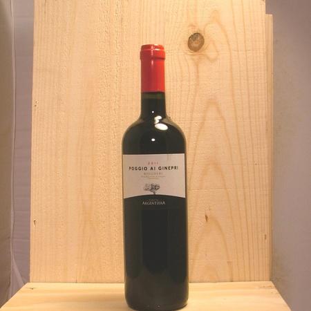 Tenuta Argentiera Poggio Ai Ginepri Bolgheri Red Bordeaux Blend NV