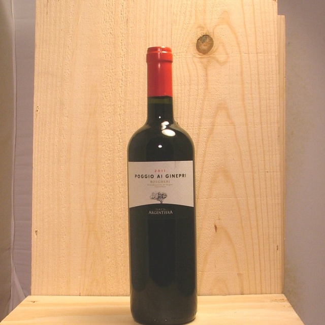 Poggio Ai Ginepri Bolgheri Red Bordeaux Blend NV