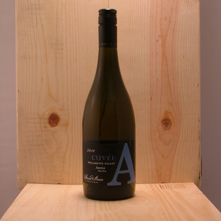 Anne Amie Cuvée A Amrita Willamette Valley White Blend 2015