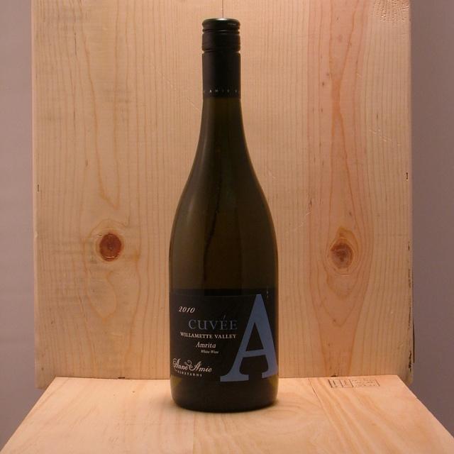 Cuvée A Amrita Willamette Valley White Blend 2013