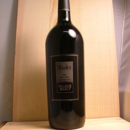 Shafer Hillside Select Napa Valley Cabernet Sauvignon NV (1500ml)