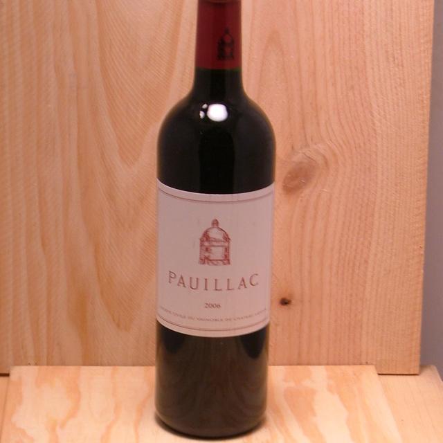 Grand Vin de Château Latour Pauillac Red Bordeaux Blend NV