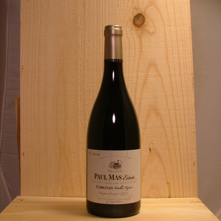 Les Domaines Paul Mas Savignac Vineyard Vieilles Vignes Carignan NV