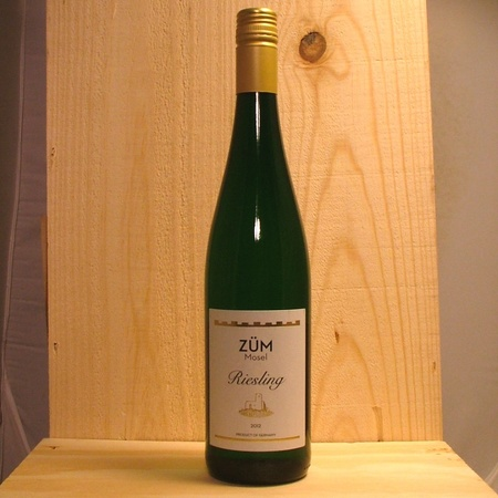 ZÜM Mosel Riesling 2015