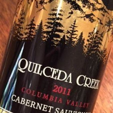 Quilceda Creek Columbia Valley Cabernet Sauvignon 2011