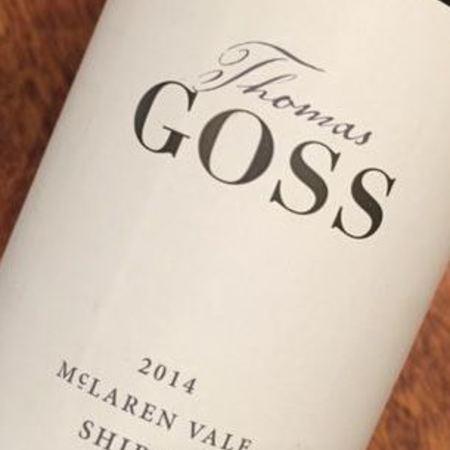 Thomas Goss McLaren Vale Shiraz 2014