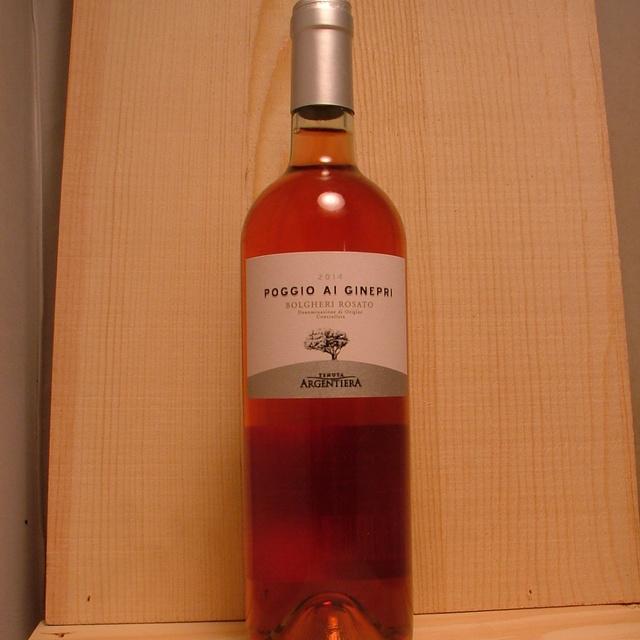 Poggio Ai Ginepri Bolgheri Rosato Rosé Blend NV
