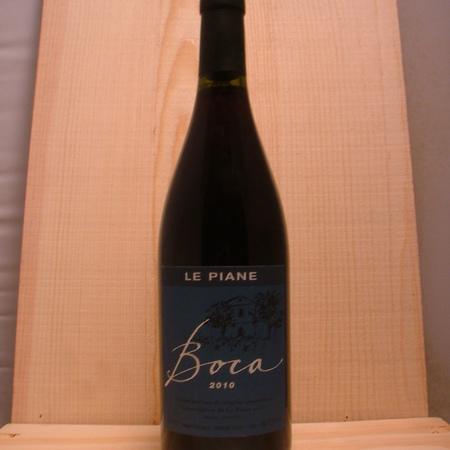 Le Piane Boca Nebbiolo Blend 2010
