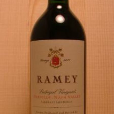 Ramey Wine Cellars Pedregal Vineyard Cabernet Sauvignon 2011