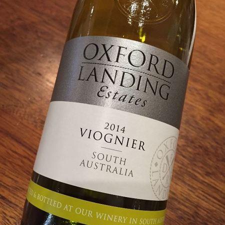 Oxford Landing Estates South Australia Viognier 2014