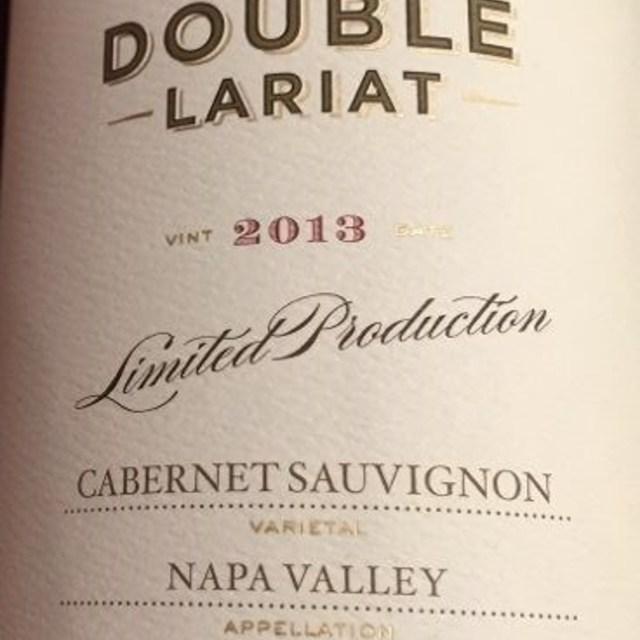 Double Lariat Limited Production Cabernet Sauvignon NV