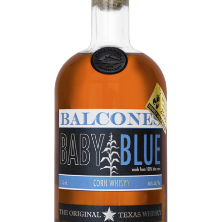 Balcones Distillery Baby Blue Corn Whiskey NV