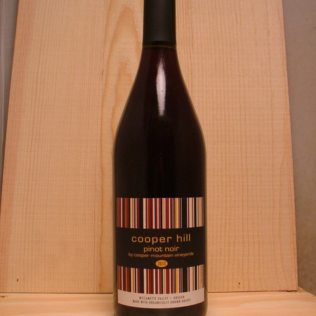 Cooper Mountain Vineyards Cooper Hill Pinot Noir 2014