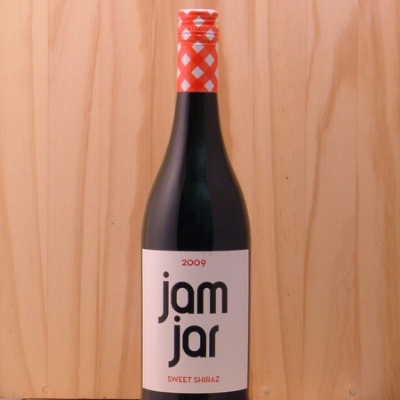 Jam Jar Sweet Shiraz 2015