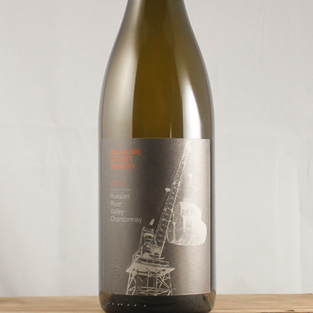 Bluxome Street Winery Russian River Valley Chardonnay 2012