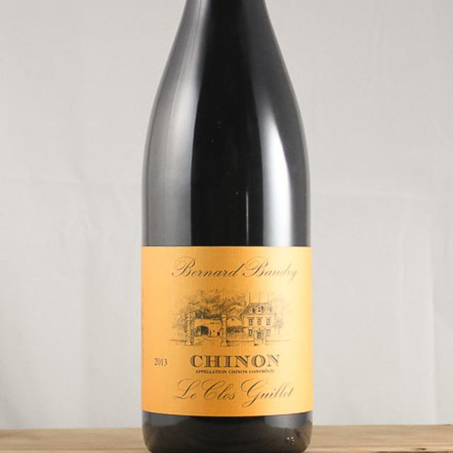 Le Clos Guillot Chinon Cabernet Franc 2013