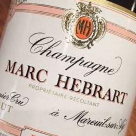 Marc Hébrart Brut 1er Cru Rosé Champagne Blend  NV
