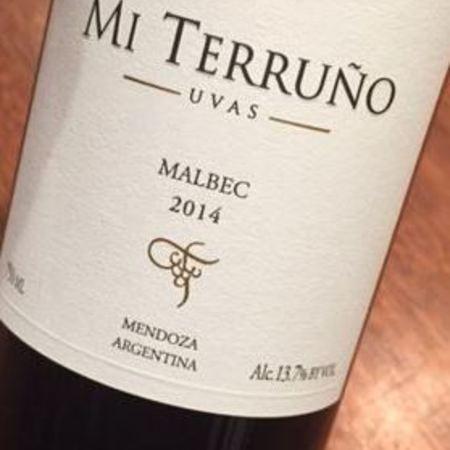 Mi Terruño Uvas Mendoza Malbec 2014