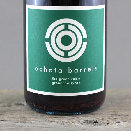 Ochota Barrels The Green Room Grenache Syrah Blend 2016