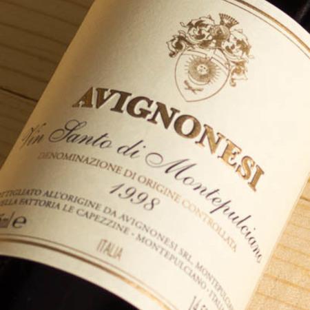 Avignonesi Vin Santo Vino Da Tavola 1998 (375ml)