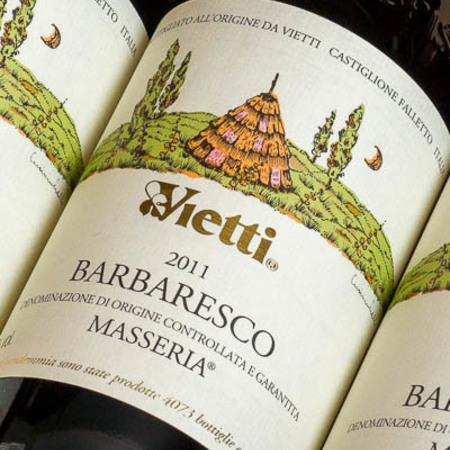 Vietti Masseria Barbaresco Nebbiolo 2011