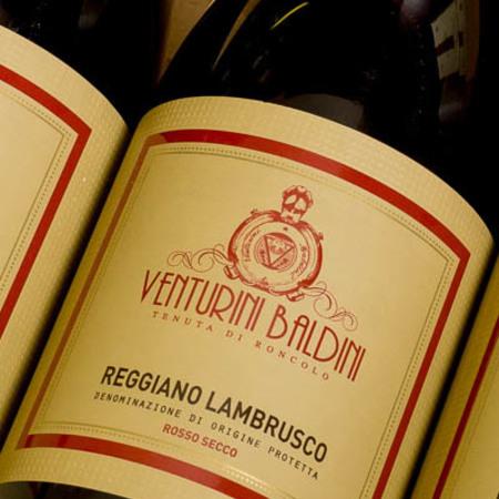 Venturini Baldini Reggiano Lambrusco 2014