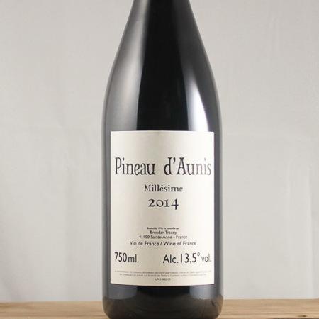 Brendan Tracey Vin de France Pineau d'Aunis 2015
