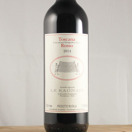 Azienda Agricola Le Ragnaie Toscana Rosso Red Blend 2014