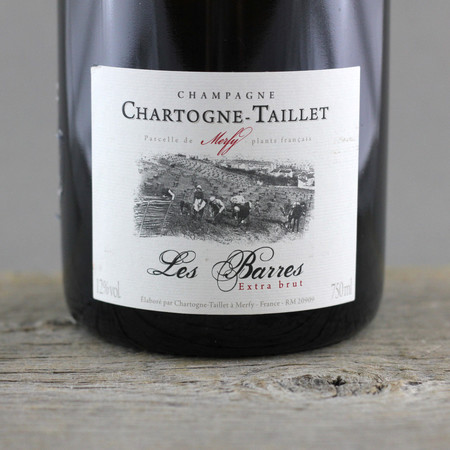 Chartogne-Taillet Les Barres Extra Brut Champagne 2011