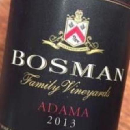 Bosman Family Vineyards Adama Shiraz Blend 2013